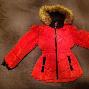 Versace Kids Winter Jacket/Parka Girls (7-8) New